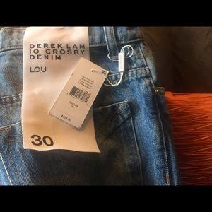 NWT! Derek Lam IO Crosby Denim Lou Size 30 Jeans